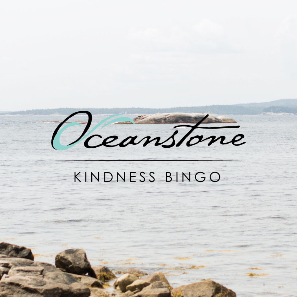 Kindness Bingo by the Sea