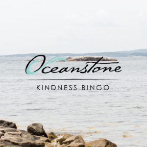 Kindness Bingo by the Sea